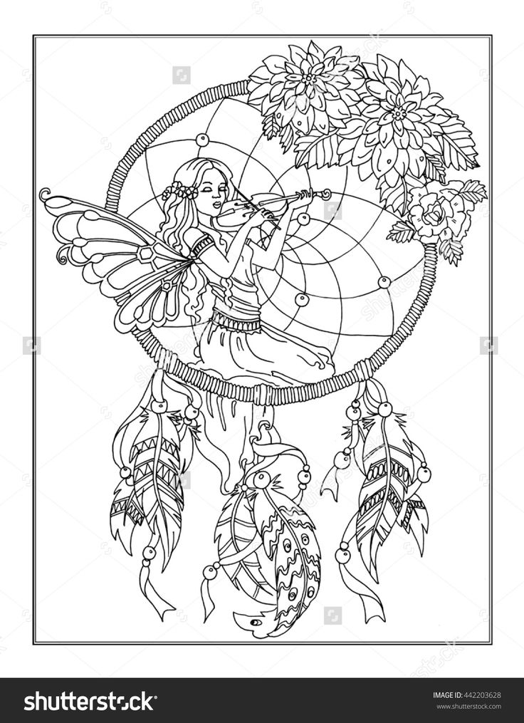 438 best Adult Colouring~Fairies~Angels images on