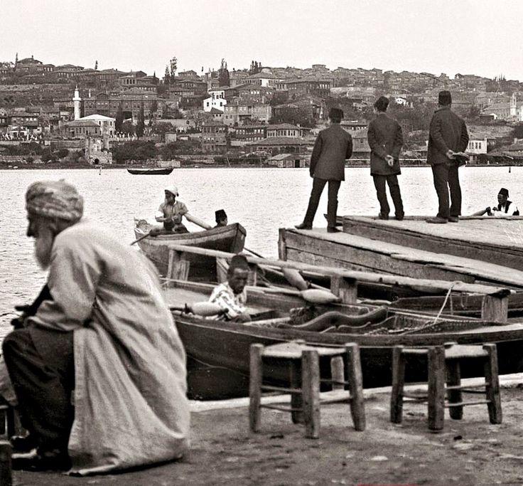 Eyüp'ten Sütlüce'ye bakış / 1900′ler