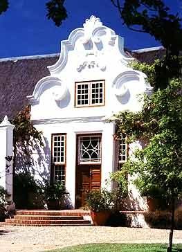A Girl in the World: Cape Dutch Architecture