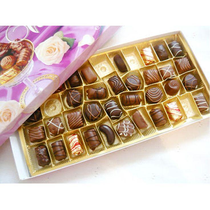 Σοκολατάκια vanessa palace