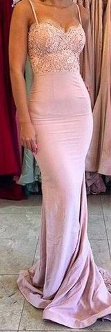 Blush Pink Bridesmaid Dresses,Cheap Long Bridesmaid Gowns, Wedding Party Dresses,M31