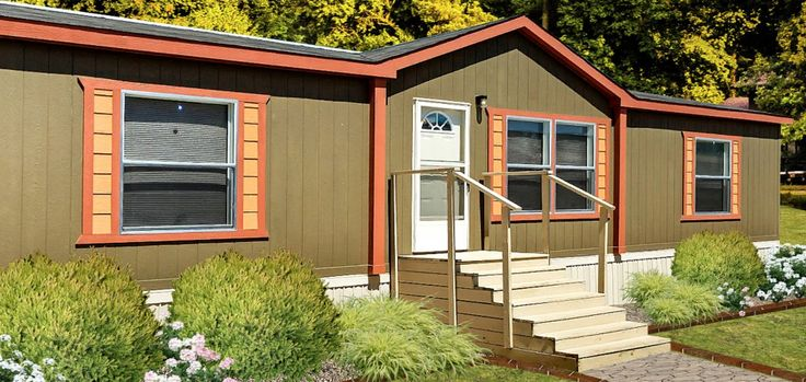 15 Must-see Mobile Home Exteriors Pins