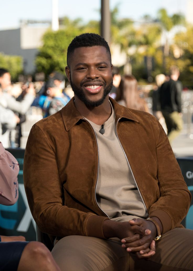 Winston Duke | See Gabrielle Union, Diddy, Michael B. Jordan, Letitia Wright Cardi B, Danielle Brooks and other celebrity pics of the week.
