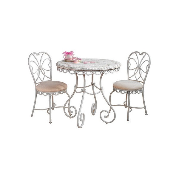 Disney Princess Tea Table Set  Rooms To Go Kids - Table Sets ($300  sc 1 st  Pinterest : tea set table and chairs - pezcame.com