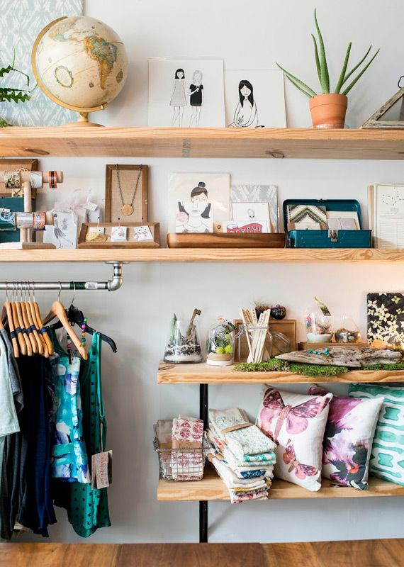 This Small Business Saturday®, Etsy sellers will be making in-store appearances at local boutiques across America.