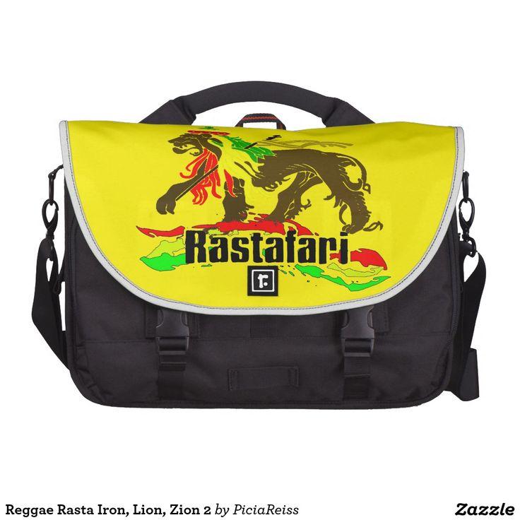 Reggae Rasta Iron, Lion, Zion 2