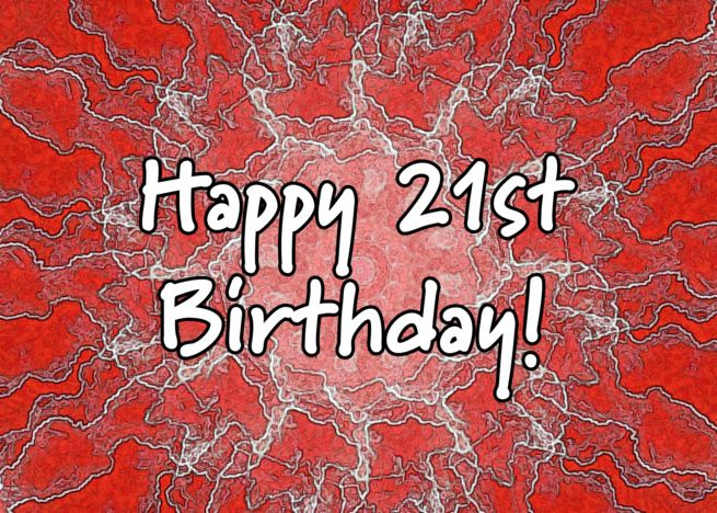 Red Lightning Happy 21st Birthday Card Ad Affiliate Happy Lightning Red Card Happy 21st Birthday Cards 21st Birthday Cards Happy 21st Birthday