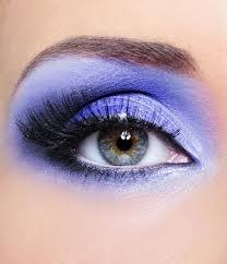 blauwe oogschaduw - Google zoeken