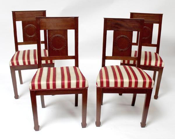 177 best mobilier empire images on pinterest. Black Bedroom Furniture Sets. Home Design Ideas