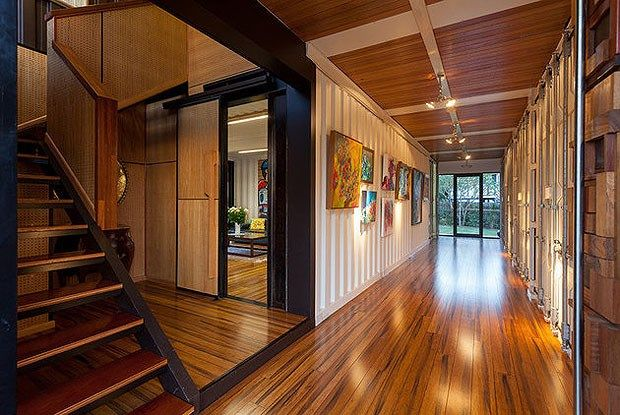 Shipping container mansion outperforms Queenslander and spec homes, says architect [Video]   Architecture And Design