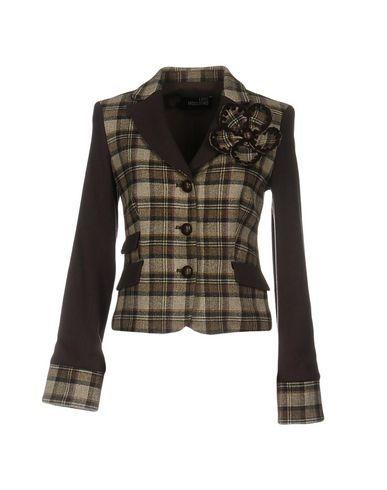 Prezzi e Sconti: #Love moschino giacca donna Marrone  ad Euro 284.00 in #Love moschino #Donna abiti e giacche giacche