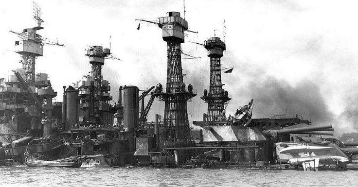 Terrifying Story From Pearl Harbor: Three Sailors Trapped In The USS West Virginia For 16 Days