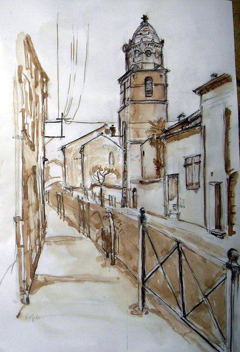 Rognes - Avenue de Lambesc