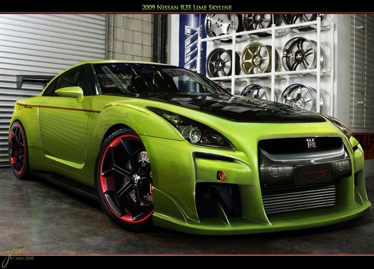 Cars - Nissan Street Racer