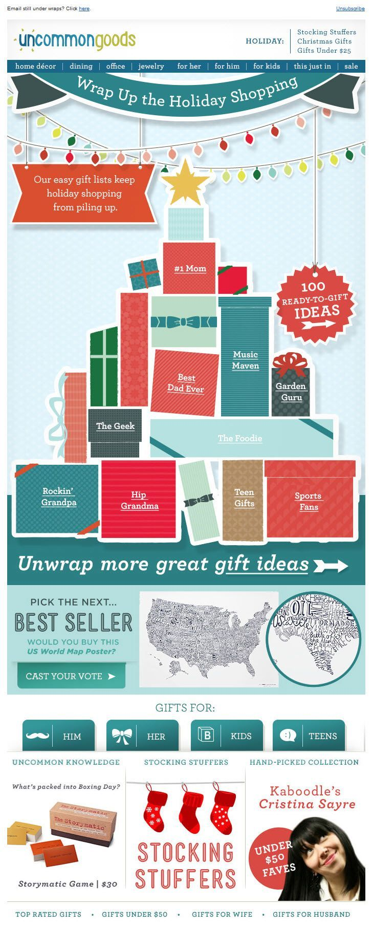 christmas email ideas selo l ink co