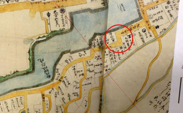 【福岡市】天神付近の不思議な曲がり角がなぜそうなっているのかを古地図から探る | Y氏は暇人