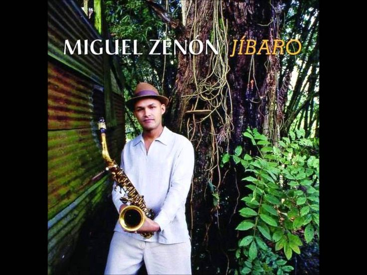 """Miguel Zenón (b 30DEC1976) is a Puerto Rican alto saxophonist, composer, band leader, music producer, and educator. He is a multiple Grammy Award nominee and the recipient of a Guggenheim Fellowship and a MacArthur Fellowship. Zenón has released many albums as a band leader and appeared on over 70 recordings as a sideman.* Miguel Zenon - """"Jibaro"""""""