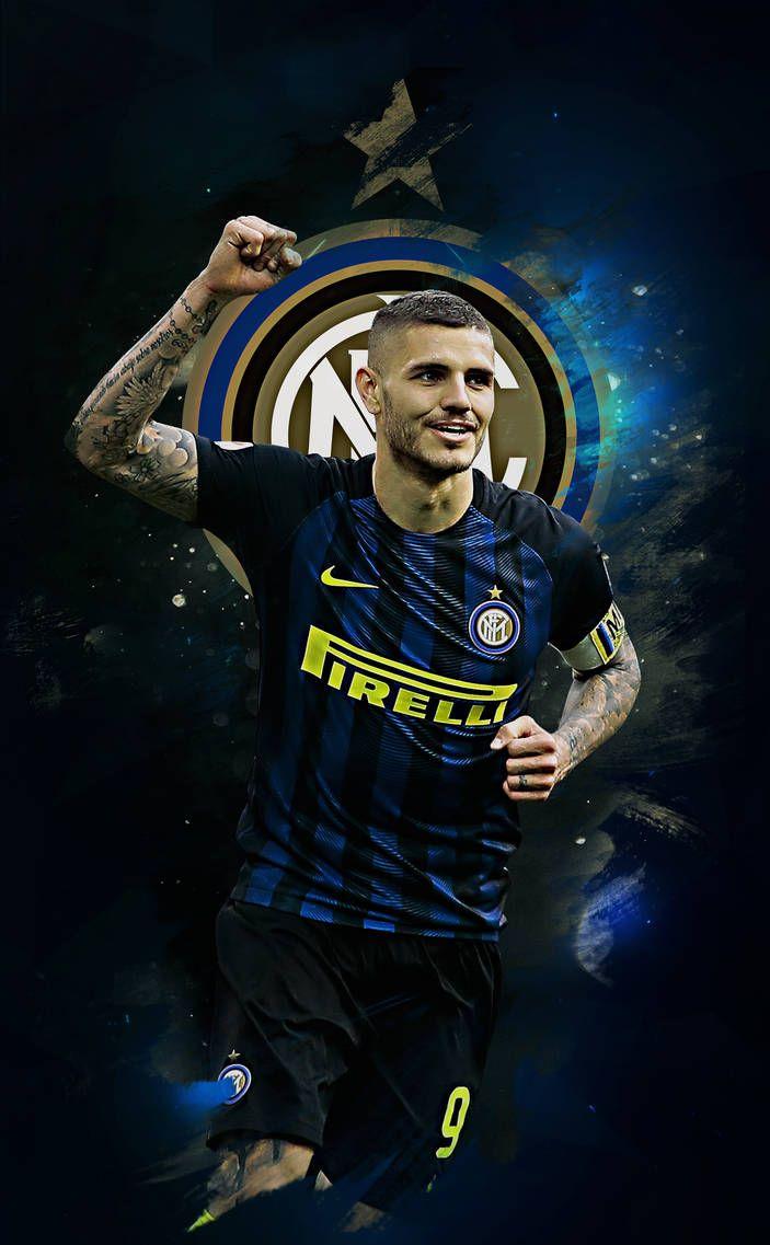 Mauro Icardi Wallpapers Mauro Icardi Milan Football Inter Milan
