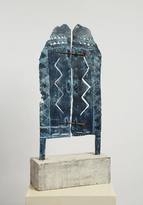 Monique LeHoulleur - Blue Door