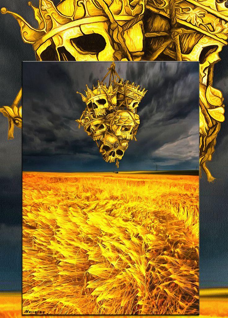 Żniwiarz - Digital Painting