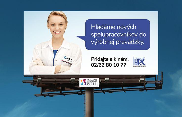 Návrh reklamného bigboardu