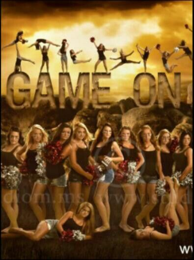 Instead of Game On you could do, DANCE ON for a dance team!