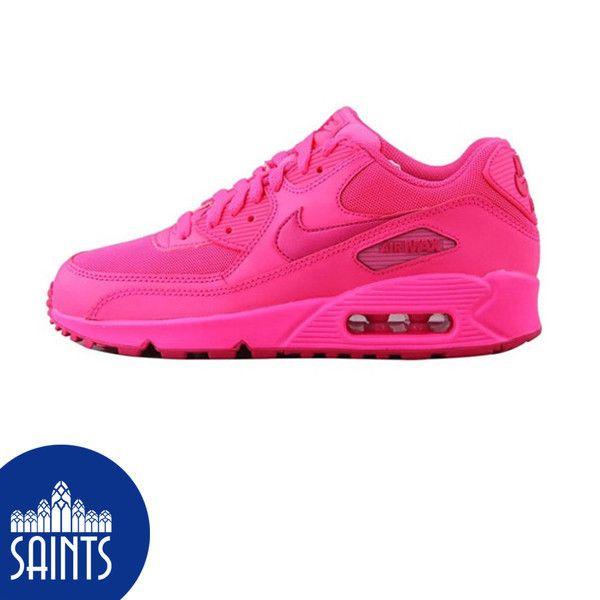 nike air max 90 gs hyper pink vivid pink