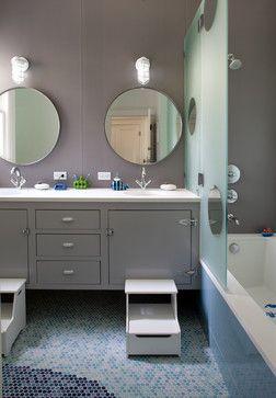 #Decoración de baños para l@s más peques de la #casa (VIII)