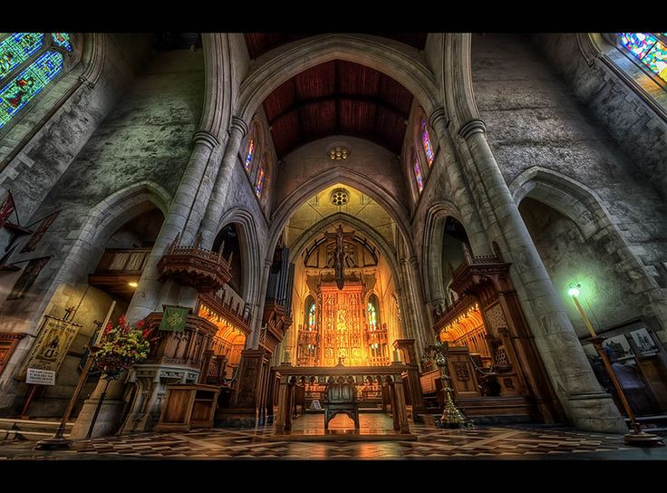 St Peters Cathedral in Adelaide.  Photographer – Edward Chew