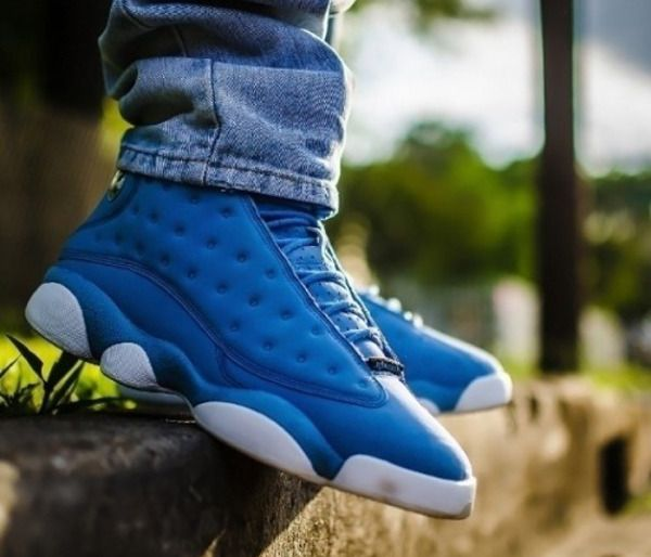 Air Jordan 13 Pantone - Goldenboy_kicks