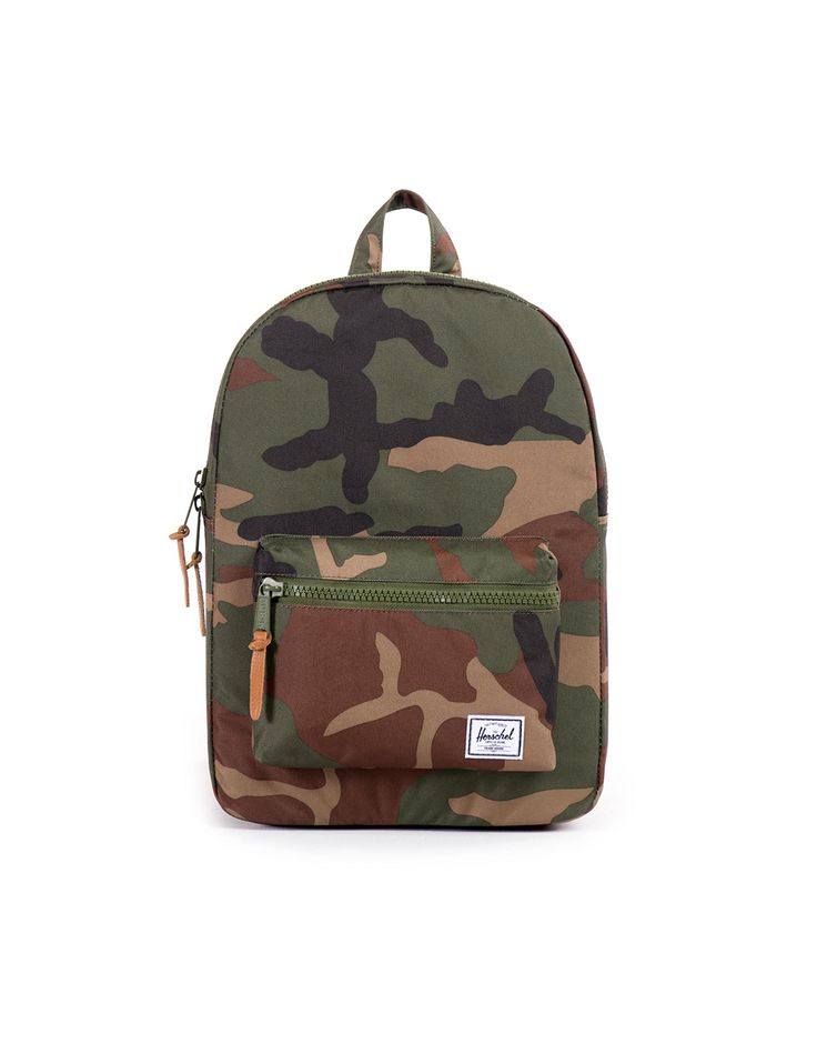 HERSCHEL SUPPLY CO  Youth Woodland Camo Settlement Backpack