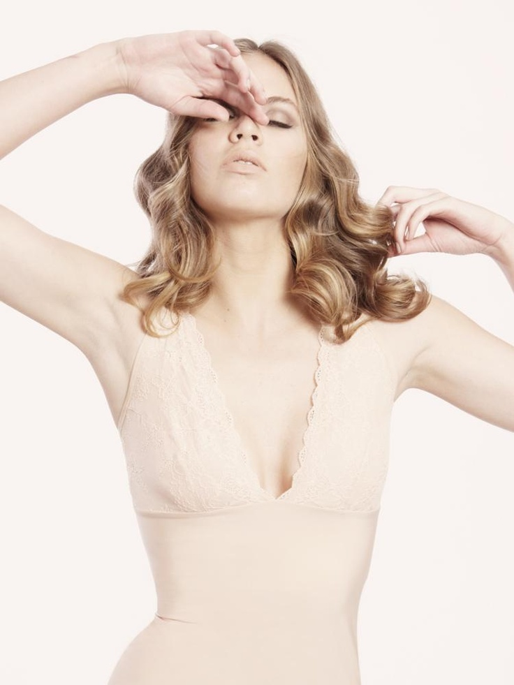 Firming Camisole with Lace