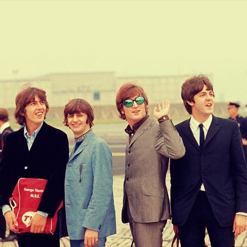 .Music, George Harrison, The Beatles, Thebeatles, Auguste 1965, Paul Mccartney, 1965 Photos, John Lennon, Beatlesth Fab