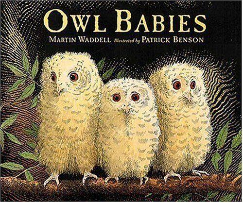 Owl Babies by Martin Waddell, http://www.amazon.com/dp/1564029654/ref=cm_sw_r_pi_dp_-Drusb1F9Y7A4