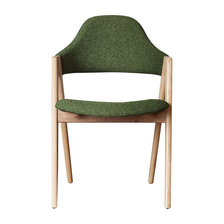 Browse Scandinavian Dining Chairs Online or Visit Our Showrooms To Get Inspired With The Latest Dining Chairs From Life Interiors - Sergio Dining Chair (Ash, Fabric)