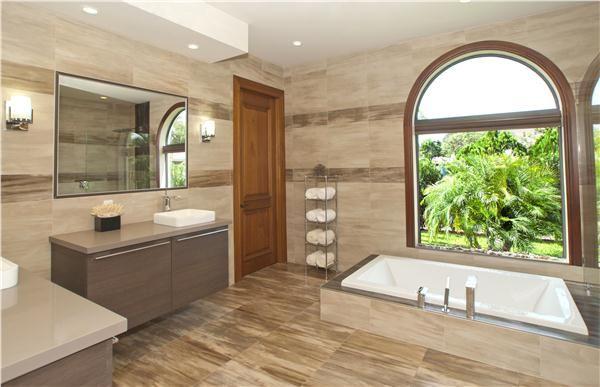 Contemporary (Modern, Retro) Bathroom by Alena Capra