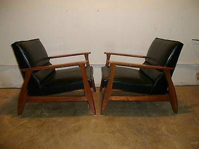 Mcm Chairs Vintage Lounge Chair Chair Midcentury Modern
