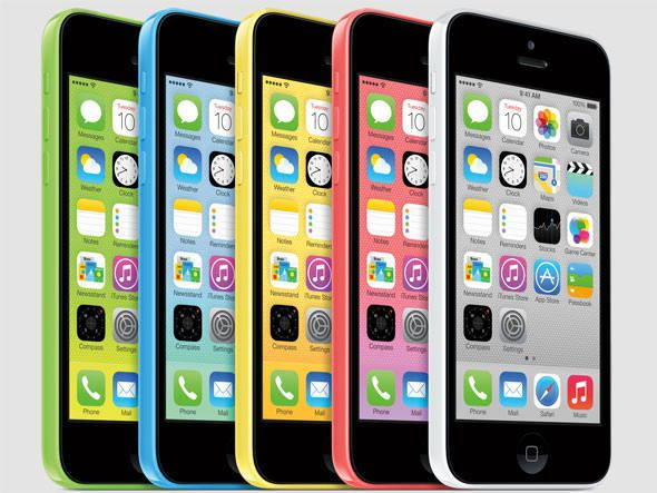 iPhone 5c será o smartphone mais barato da Apple