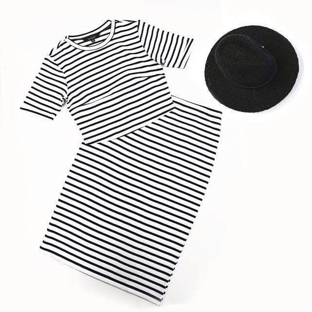 The ultimate stripe combo!