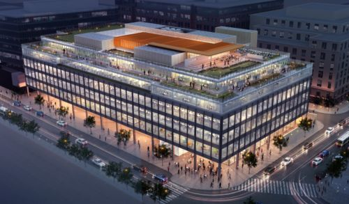 Nader-backed group opposes creative reuse of MLK Library - Greater Greater Washington