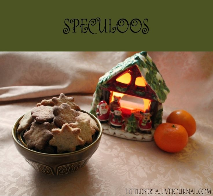 Speculoos | by Little Berta #recipe #cookies #christmas #belgia #backing