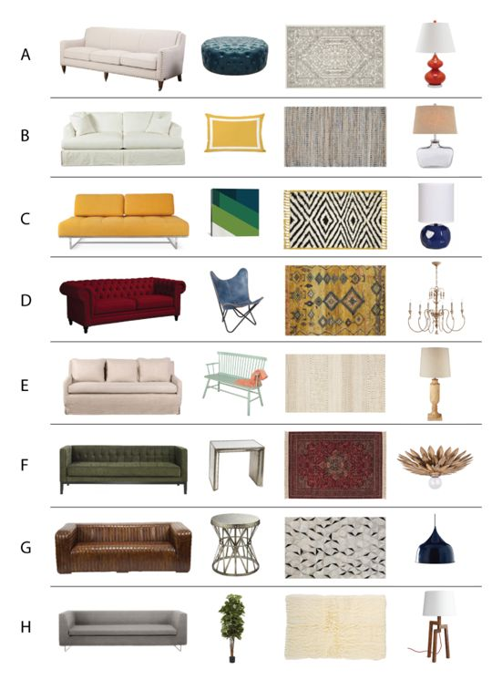 Answer One Simple Question and Identify Your Style Profile — Apartment Therapy Design School: Lesson #3