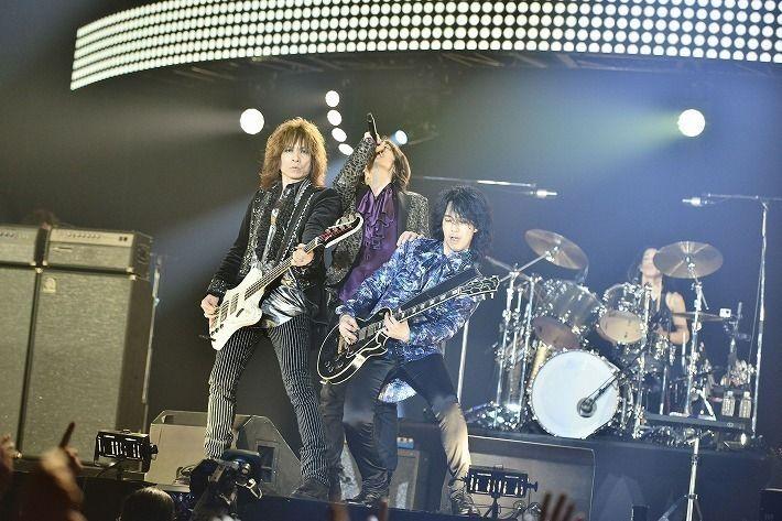 THE YELLOW MONKEY | COUNTDOWN JAPAN 16/17 | クイックレポート | ロッキング・オンの音楽情報サイト RO69