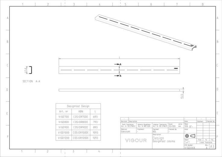 Badshop Veith Designset Cosima Design 1000 Mm Vigour Vigour
