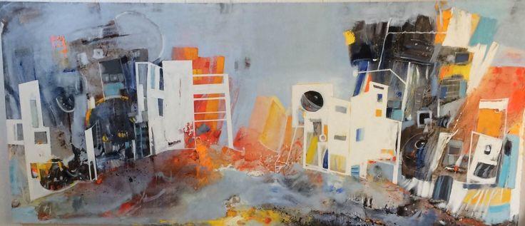 Óleo, arte chileno, chilean art, arte moderno, arte contemporáneo, Chile