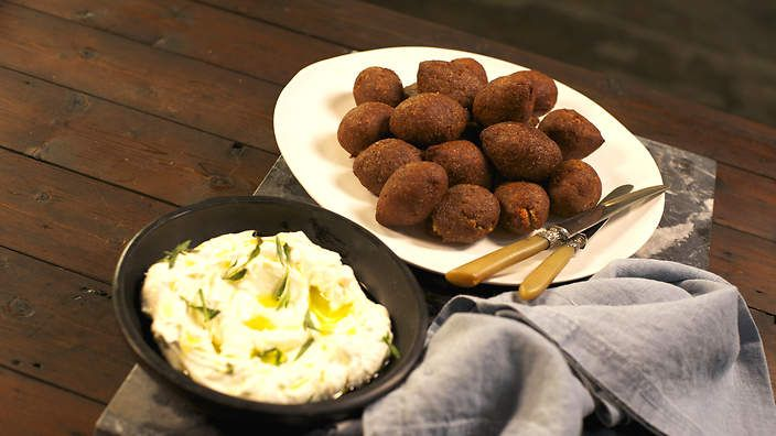 Lamb and kishk kibbeh recipe : SBS Food