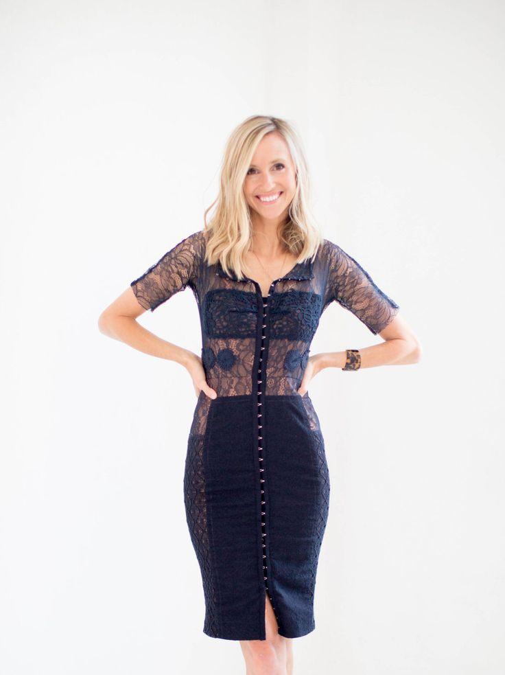 Sarah Tucker - Date night dress - Sarah Tucker