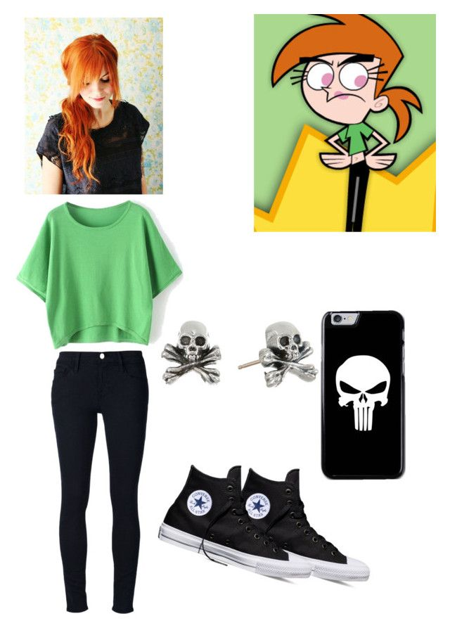 """""""Fairly Odd Parents:Vicky"""" by oreolover13245 ❤ liked on Polyvore"""