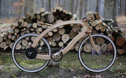 O designer alemão Matthias Broda apresentou um novo conceito de bicicleta elétrica, juntamente com o time da Aceteam,
