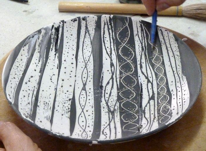 how to make a plaster mold of a mug